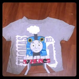 Thomas and friends Number 1 graphic tee in 2t